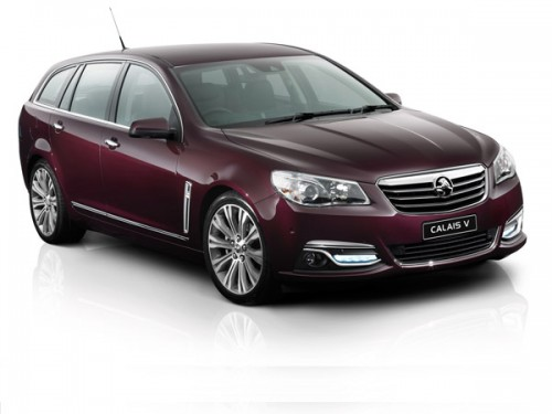 Holden Commodore Station Wagon