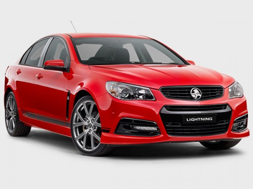Holden Commodore or Similar Large Premium1