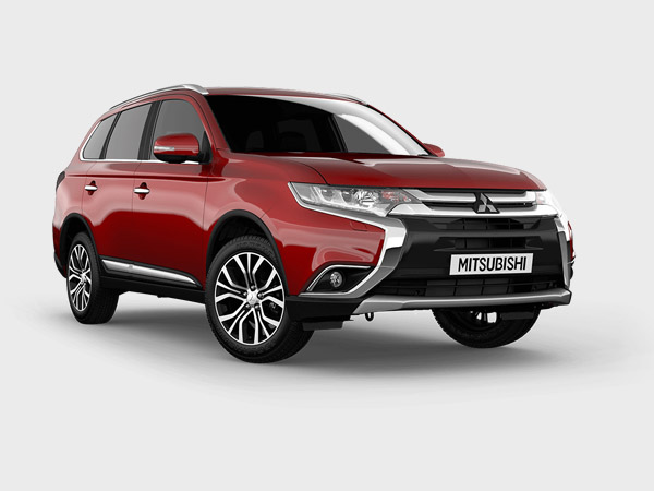 Mitsubishi Outlander Or Similar Four Wheel Drive My Car