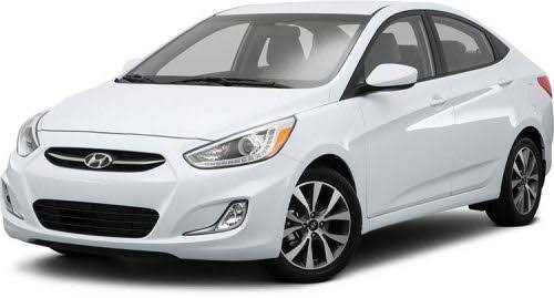 sedan manual hyundai accent)