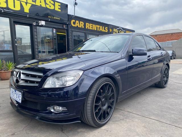 Mercedes C220i